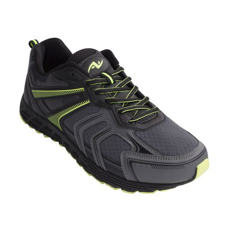 Athletic Works Men's Lace up Wide Fit Running Shoes - image 1 of 2