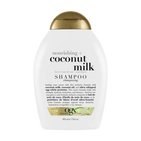 OGX Nourishing + Coconut Milk Shampoo - image 1 of 5