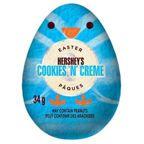 HERSHEY'S COOKIES 'N' CRÈME 3D Easter Egg - image 1 of 3
