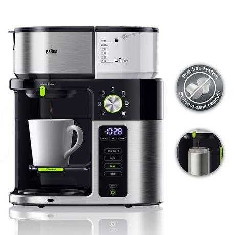 Braun MultiServe 12cup Drip Coffee Maker  KF9050 - image 2 of 6