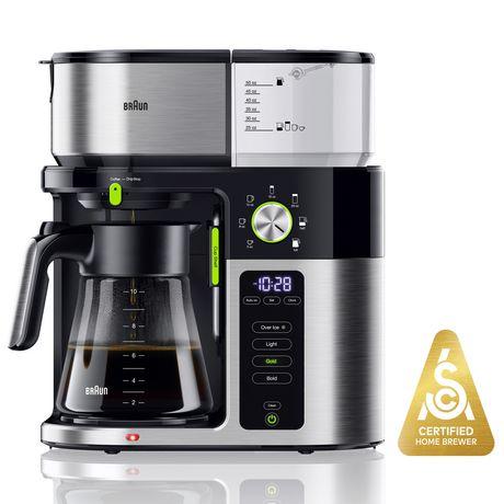 Braun MultiServe 12cup Drip Coffee Maker  KF9050 - image 1 of 6