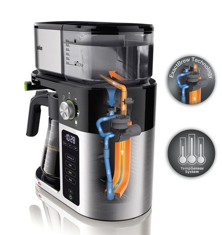 Braun MultiServe 12cup Drip Coffee Maker  KF9050 - image 6 of 6