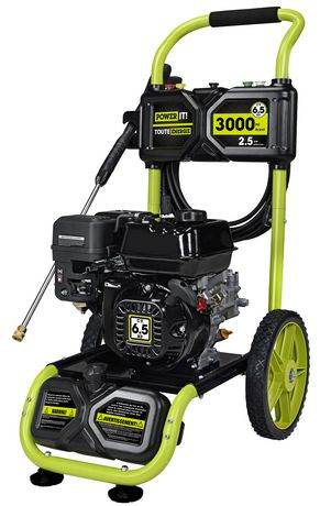 3000 psi pressure washer power it 3000 psi gas pressure washer walmart ca 10169