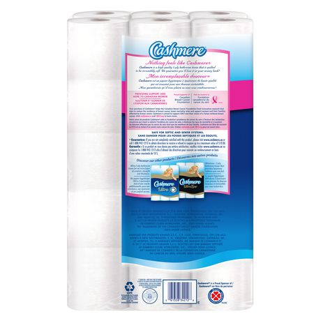 Cashmere Double Roll Bathroom Tissue - image 2 of 3