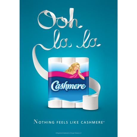 Cashmere Double Roll Bathroom Tissue - image 3 of 3