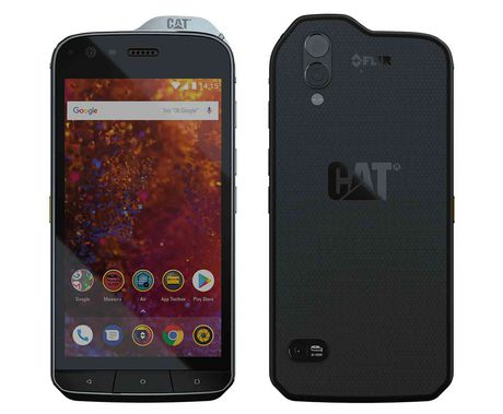 outlet store 40cee 9e3aa CAT S61 Smartphone