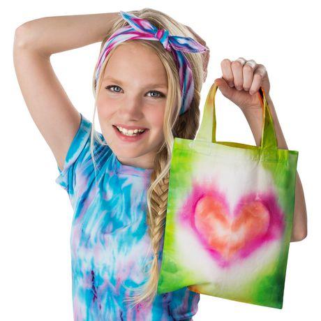 Cool Maker – Machine Tidy Dye, coffret de création ultra-tendance pour les enfants - image 5 de 7
