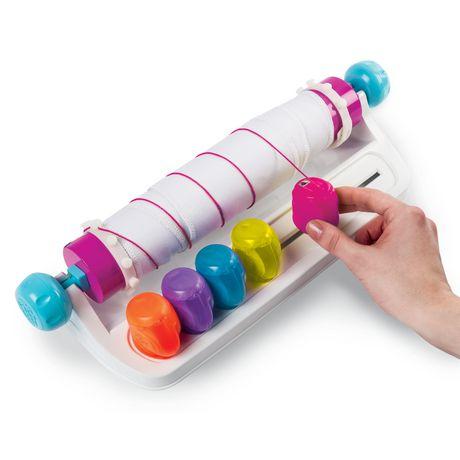 Cool Maker – Machine Tidy Dye, coffret de création ultra-tendance pour les enfants - image 2 de 7