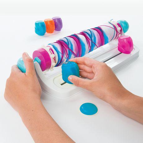 Cool Maker – Machine Tidy Dye, coffret de création ultra-tendance pour les enfants - image 4 de 7