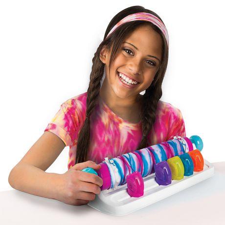 Cool Maker – Machine Tidy Dye, coffret de création ultra-tendance pour les enfants - image 3 de 7