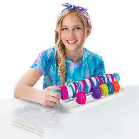 Cool Maker – Machine Tidy Dye, coffret de création ultra-tendance pour les enfants - image 7 de 7