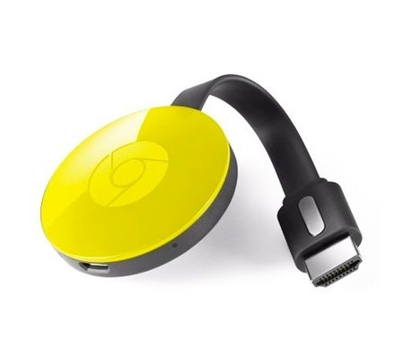 Google Chromecast Streaming Media Player 2nd Gen GA3A00189-A03-Y20 - Yellow - image 3 of 3
