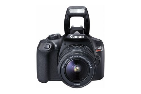Canon EOS Rebel T6 DSLR Camera EF-S 18-55mm f/2.5-5.6 DC III Lens Kit - image 2 of 7