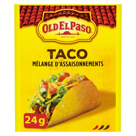 Old El Paso Taco Seasoning Mix - image 2 of 7