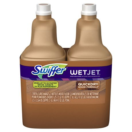 Swiffer Wetjet Multi Purpose Hardwood Floor Cleaner