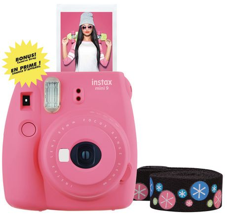 how to use instax mini 9