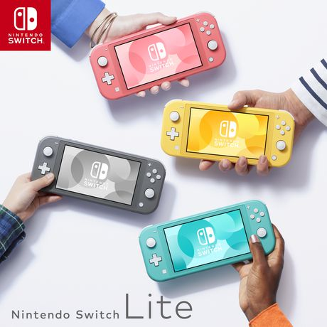 Nintendo Switch Lite Turquoise Walmart Canada