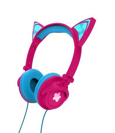 Light Up Cat Ear Headphones Walmart Canada
