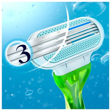 Gillette Venus Tropical Disposable Razors Value Pack - image 4 of 7