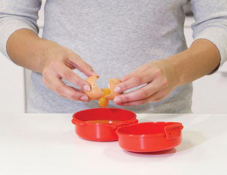 Sistema Microwave Easy Eggs - image 3 of 5