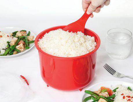 Cuiseur à riz Micro-ondes de Sistema - image 3 de 5