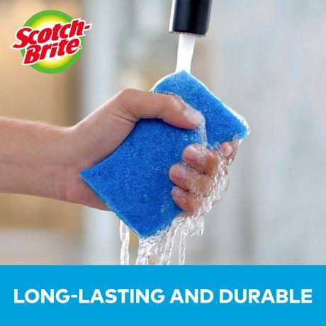Scotch-Brite® No-Scratch Scrub Sponge - image 3 of 4