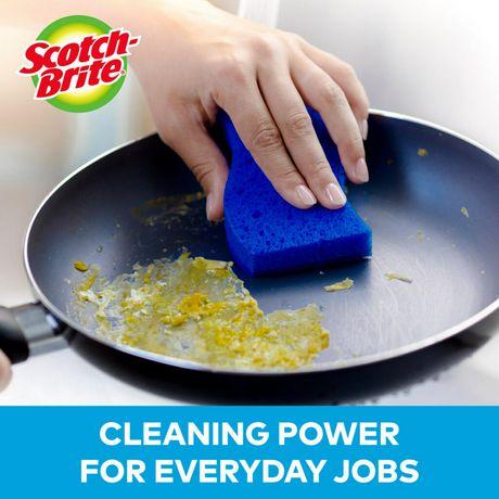 Scotch-Brite® No-Scratch Scrub Sponge - image 2 of 4