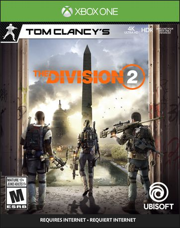 Tom Clancy's The Division 2 (xbox One) - image 1 of 5