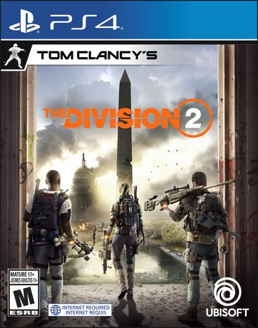 Ubisoft Tom Clancy's The Division 2 (Ps4) - image 1 of 5