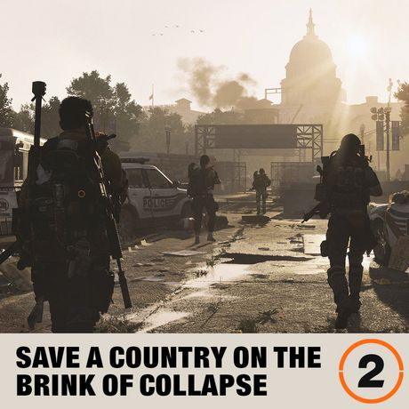 Ubisoft Tom Clancy's The Division 2 (Ps4) - image 2 of 5