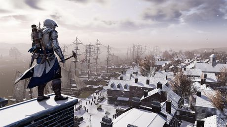 Assassin's Creed III: Remastered  (Playstation 4) - image 5 de 6