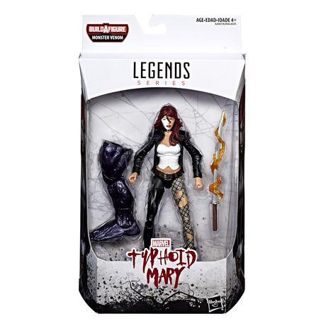Série Marvel Legends - Figurine Marvel's Typhoid Mary de 15 cm - image 1 de 2