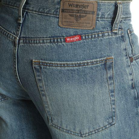 Wrangler Men's Straight Fit Jean - image 4 of 6