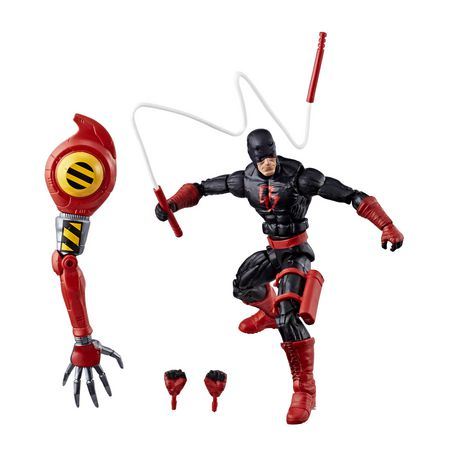 Spider-Man Série Legends - Figurine Daredevil de 15 cm - image 2 de 2