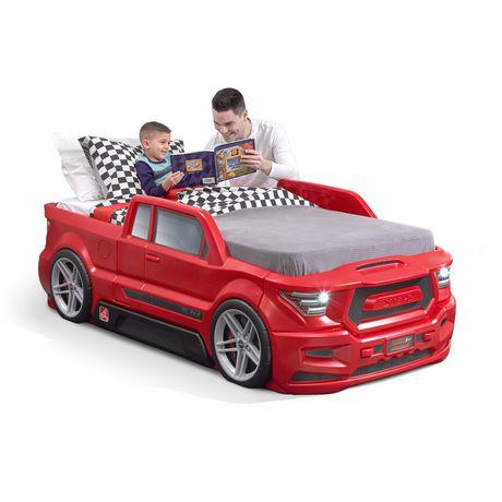 Lit camion double turbochargé - image 2 de 6