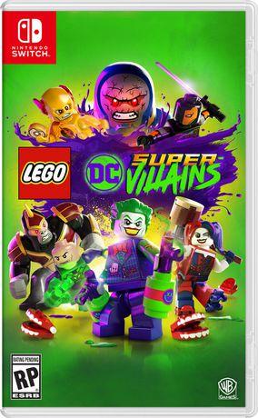 Warner Bros. LEGO DC Super-Villains Nintendo Switch - image 1 of 2