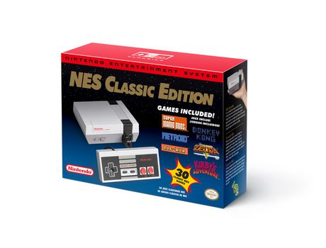 Nintendo Entertainment System™: Nes Classic Edition Console - image 1 of 1