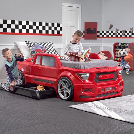 Lit camion double turbochargé - image 1 de 6