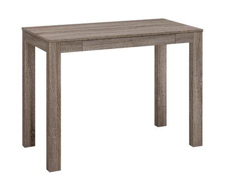 dorel parsons desk with drawer walmart canada. Black Bedroom Furniture Sets. Home Design Ideas