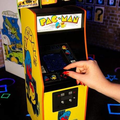 The Quarter Arcades Pac-man™ cabinet - image 9 of 9