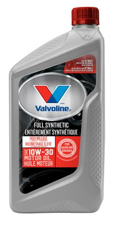 Valvoline Full Synthetic with Maxlife Technology 10W30 Motor Oil - image 1 of 2