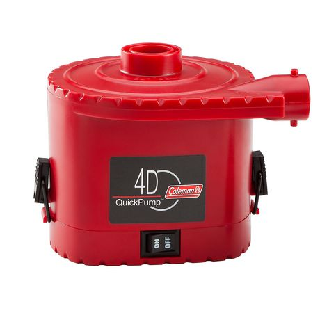 Coleman 4D Quickpump - image 1 of 5