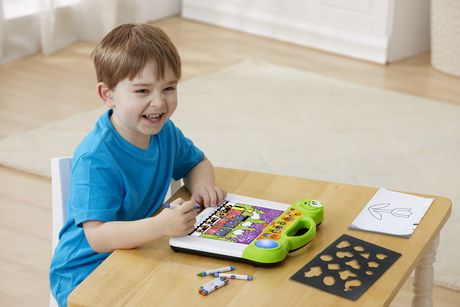 VTech® Digiart Color by Lights™ - English Version - image 3 of 9