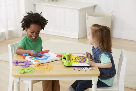 VTech® Digiart Color by Lights™ - English Version - image 8 of 9