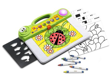 VTech® Digiart Color by Lights™ - English Version - image 9 of 9