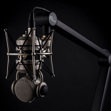 BLUE MICROPHONE Compass Premium Tube-Style Broadcast Boom Arm - image 2 of 2