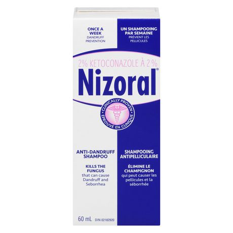 NIZORAL ANTI-DANDRUFF SHAMPOO - image 1 of 1