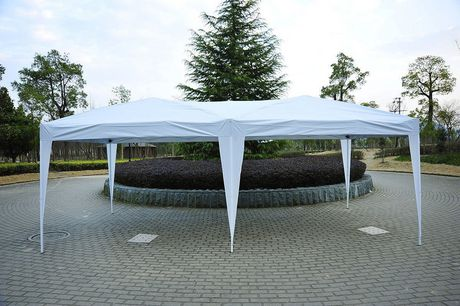 Outsunny 10'x20' Pop up Canopy - image 1 of 1