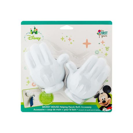 The First Years Mickey Mouse Helping Hands Bath Accessory Walmart Canada