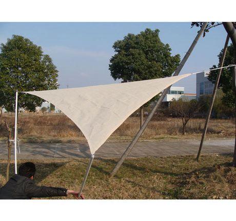 Voiles d'ombre de Triangle Outsunny - image 1 de 1